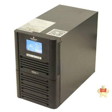 EMERSON 艾默生1KVA 10分钟GXE01K00TS1101C00 800W在线式UPS电源