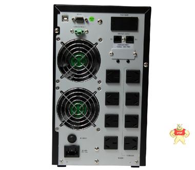 EMERSON艾默生网络能源2KVA US11TPLUS-0020/1600W在线式UPS电源