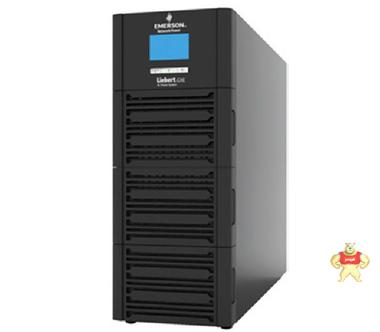 艾默生UPS GXE06k00TE1101C00 6KVA/4.8kW 在线式标机头不含电池