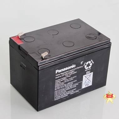 Panasonic松下LC-CA1216P1铅酸免维护阀控式蓄电池原装正品