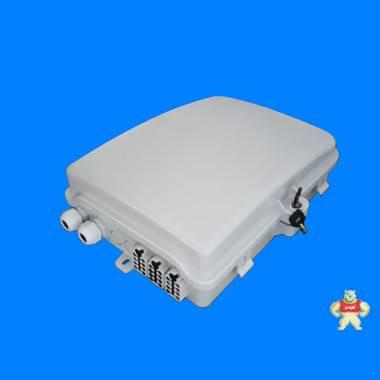 新款24芯FTTH光纤楼道分线箱,分纤分光箱,