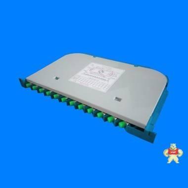 320一体化模块,12芯FC/APC一体化熔纤盘,一体化托盘