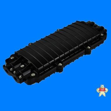 二进二出光缆接头盒,接续盒,24芯熔接包