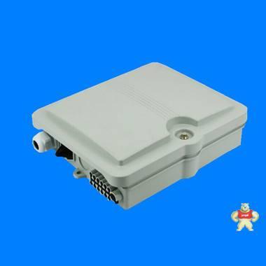 厂家促进线上交易特价12芯光纤分纤分光箱电信移动联通楼道箱