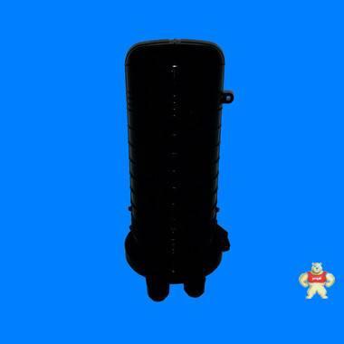 奇恒高端品质二进二出帽式光缆接头盒高强度PC材质立式接续炮筒