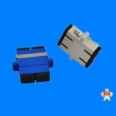 现货推广SC双工光纤适配器,SC/SM、SC/UPC