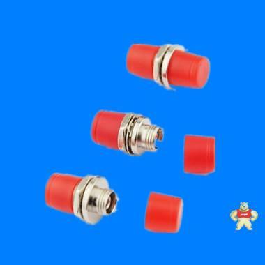 电信级FC小D光纤适配器,耦合器,光纤法兰
