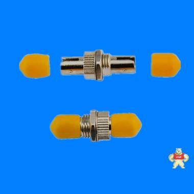 厂家直销高品质ST光纤适配器,电信级单模ST光纤法兰