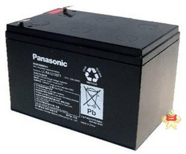 松下蓄电池LC-CA1212 Panasonic电池12V12AH 免维护质量保证