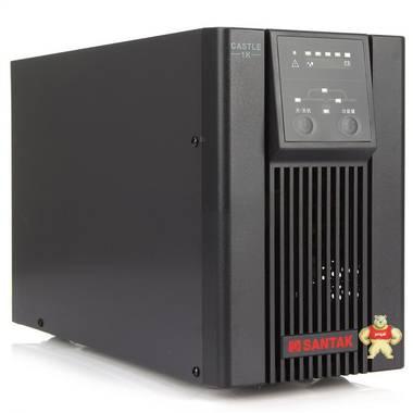 全国包邮深圳山特【在线式UPS不间断电源】C1KVA/800W延时30分钟