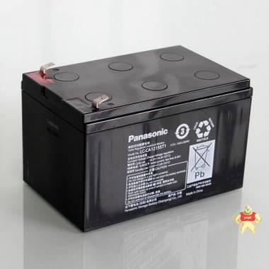 松下蓄电池LC-CA1215 Panasonic电池12V15AH 铅酸免维护 原装正品