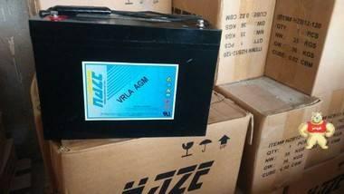 美国海志蓄电池HZB12-200/12V200AH正品行货原装进口火热促销