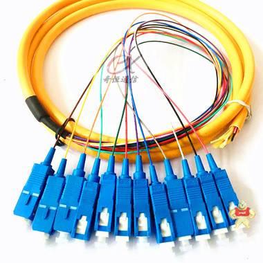 奇恒通信12芯一体化熔纤盘2.2米配线柜直插盘,210宽满配熔接盘