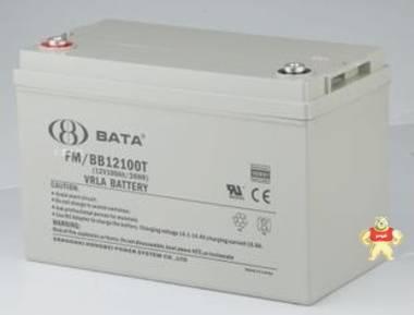 鸿贝蓄电池12V100AH 鸿贝FM/BB12100T蓄电池 12V100AH蓄电池