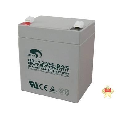 赛特BT-12M4.0AC(12V4.0Ah/20HR)电梯、卷帘门、UPS专用蓄电池