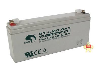 赛特BT-6M5.0AT(6V5.0Ah/20HR)电子秤专用铅酸蓄电池