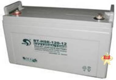 赛特蓄电池BT-HSE-120-12 12V120AH/10HR铅酸免维护蓄电池特价