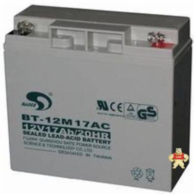 赛特蓄电池BT-12M17AC(12V17AH/20HR)铅酸免维护蓄电池特价销售