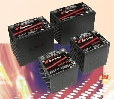 美国GNB蓄电池L12V42原装进口GNB蓄电池12V42AH 机房专用电池