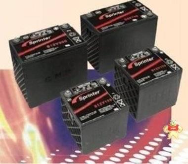 美国进口GNB蓄电池12v150Ah-S12V500系列-原装正品-UPS专用电池