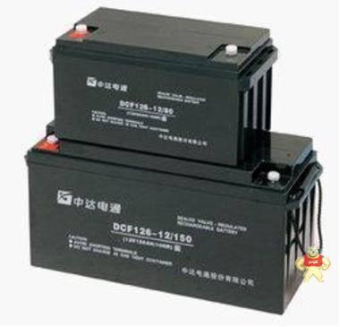 台达蓄电池12V65AH DCF126-12/65S 台达蓄电池正品