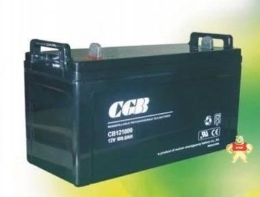 长光蓄电池CB121000B CGB蓄电池长光蓄电池12V100AH 免维护蓄电池