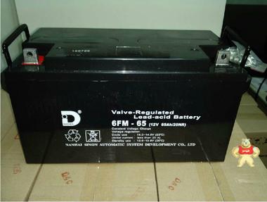 全新原装正品UPS免维护蓄电池 德国赛能天力12V65AH 全国联保三年
