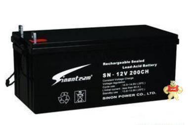 正品赛能蓄电池12V200AH 蓄电池SN200-12消防/EPS/仪器/UPS专用