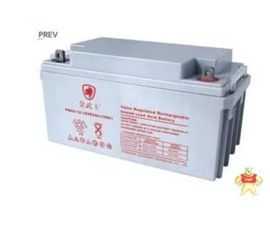 正品金武士12V65AHUPS电源蓄电池免维护电瓶足容量全国联保3年