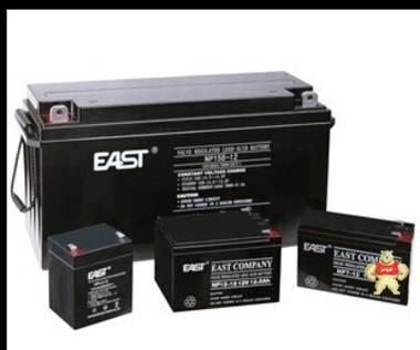 易事特蓄电池 NP12-12 12V12AH UPS电池 电瓶12V12Ah