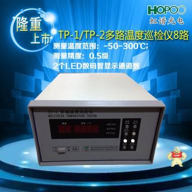 大屏幕多路温度测试仪TP1 TP1A TP2 TPX多路温度记录仪