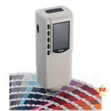 手持式色差仪NR145 3nh三恩驰测色仪色彩色差计颜色对比分辨仪