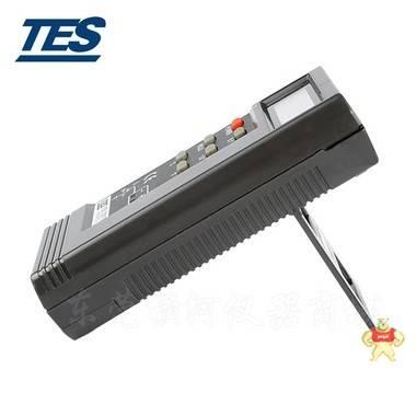 台湾泰仕TES1310温度计高精度测温仪数显接触式温度表带探头正品