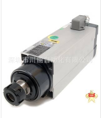 进口意大利HSD高速夹锯片电机铝型材切割高速电机