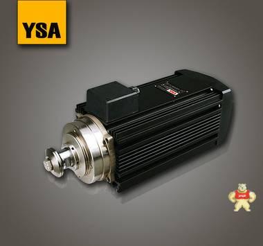 YSA意萨石材大理石钢管打磨切割主轴高速电机H718