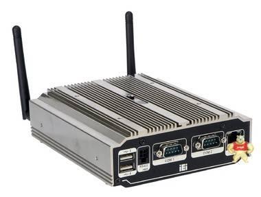 嵌入式广告机无线wifi台湾品牌IEI威强工控机uIBX-210-CV-N2600
