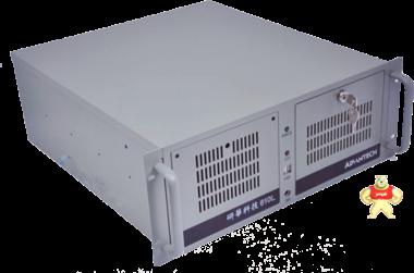 研华4U19英寸上架工控机IPC-610L/AIMB-763/E5300/2G/500G/DVD/KM