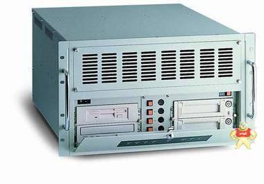 研华6U上架工控机IPC-622/6U高19英寸上架式机箱,支持四系统机箱