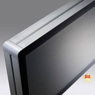 研华21.5寸工业显示器UTC-520A宽屏触摸IP65 16:9显示AMD cpu