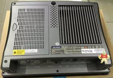 研华12.1寸工业平板电脑TPC-1271H无风扇英特尔凌动D525 1.8GHz