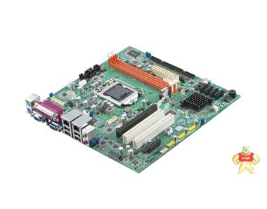 研华工控主板AIMB-501 H61芯片组10串口i7/i5/i3适用于IPC-610MB