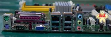 研华工控主板SIMB-A01支持酷睿E5300 q35芯片组2代内存多pci接口