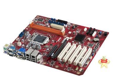 研华工控主板AIMB-701/1155针支持I3/I5/I7CPU大母板可上IPC-610
