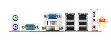 研华工控主板SIMB-A21/1155针支持I3/I5/I7双网卡6COM口ipc-610mb