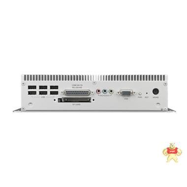 研华嵌入式工控机UNO-2178a宽温D510双网口8串口无风扇小尺寸