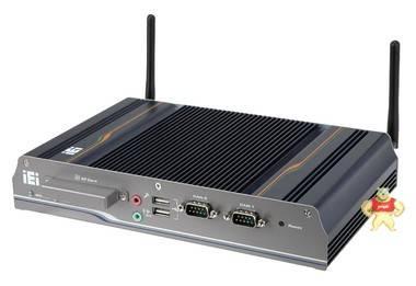 威强嵌入式工控机TANK-101/ATOM D525处理器宽温无风扇低功耗全铝