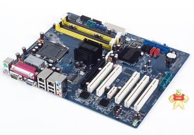 研华AIMB-763VG-00A1E主板LGA775酷睿2/奔4/赛扬D大母板DDR II