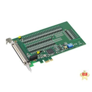 研华PCIE-1756采集卡64通道隔离数字输入输出PCIE扩展口