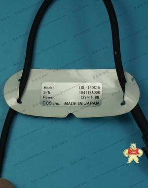 CCS LDL-130X15 红色LED条形光源 DC12V