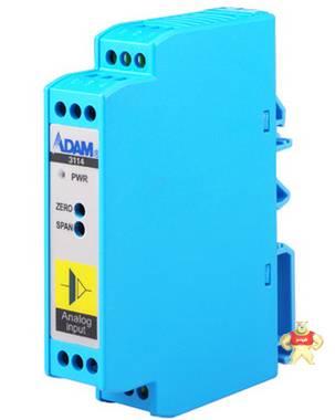 研华ADAM-3114隔离交流电流输入模块ADAM3114
